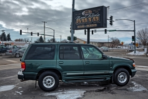 1998 Ford Explorer AWD Limited